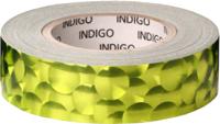 Обмотка для гимнастического снаряда Indigo 3D Bubble IN155 (желтый) -