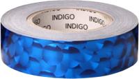 Обмотка для гимнастического снаряда Indigo 3D Bubble IN155 (синий) -