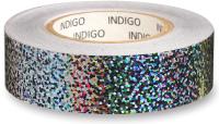 Обмотка для гимнастического снаряда Indigo Crystal IN139 (серебристый) -