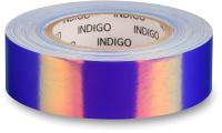 Обмотка для гимнастического снаряда Indigo Rainbow IN151 (синий/фиолетовый) -