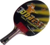 Ракетка для настольного тенниса Dobest 01 BR (2 звезды) -