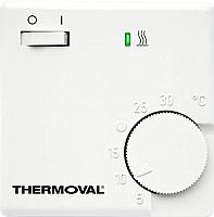Терморегулятор для теплого пола Thermoval Eberle 3502 -