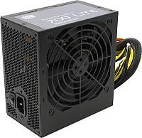 Блок питания для компьютера Cooler Master MasterWatt Lite 230V 700W (MPX-7001-ACABW-ES) -
