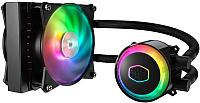 Кулер для процессора Cooler Master MasterLiquid ML120R RGB / MLX-D12M-A20PC-R1 -