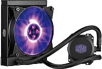 Кулер для процессора Cooler Master MasterLiquid ML120L RGB (MLW-D12M-A20PC-R1) -