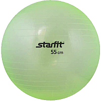 Фитбол гладкий Starfit GB-105 (55см,зеленый) -