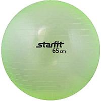 Фитбол гладкий Starfit GB-105 (65см, зеленый) -