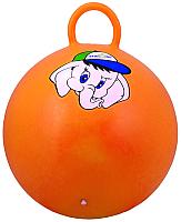 Фитбол с ручкой Starfit Слоненок GB-401 (45см, оранжевый) -