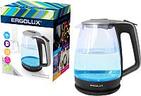Электрочайник Ergolux ELX-KG01-C42 -