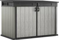 Шкаф уличный Keter Grande Store / 230458 (серый) -