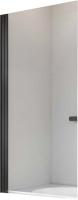 Стеклянная шторка для ванны Radaway NES Black PNJ I 50 L / 10011050-54-01L -