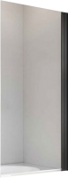 Стеклянная шторка для ванны Radaway NES Black PNJ I 50 R / 10011050-54-01R -