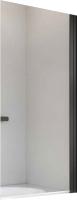 Стеклянная шторка для ванны Radaway Nes Black PNJ I 70 R / 10011070-54-01R -