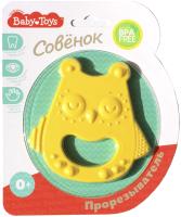 Прорезыватель для зубов Baby Toys Совенок / 04134 -