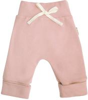 Штаны для младенцев Amarobaby Nature / AB-OD21-NV6/35-56 (бежевый, р. 56) -