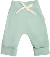 Штаны для младенцев Amarobaby Nature / AB-OD21-NМ6/34-56 (мятный, р. 56) -