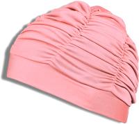 Шапочка для плавания Спортивные мастерские Lucra / SM-092 (розовый) -