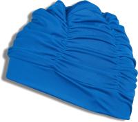 Шапочка для плавания Спортивные мастерские Lucra / SM-092 (синий) -