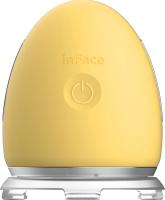 Аппарат для чистки лица InFace CF-03D (желтый) -