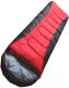 Спальный мешок Acamper Nordlys (черный/красный) -