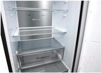 Холодильник с морозильником LG DoorCooling+ GA-B459CBTL