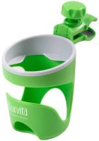 Подстаканник для коляски Nuovita Tengo Lux (зеленый) -