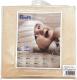 Простыня детская Feretti Водооталкивающая махровая 60x70 (экрю) -