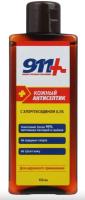 Антисептик 911 С хлоргексидином 0,3% (150мл) -