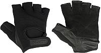 Перчатки для пауэрлифтинга Starfit SU-114 (S, черный) -