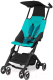 Детская прогулочная коляска GB Pockit (capri blue) -