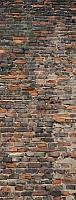 Фотообои листовые Citydecor Кирпичи 3D (100x254) -
