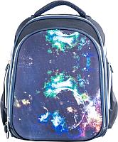 Школьный рюкзак Котофей 02704102-40 (черный) -