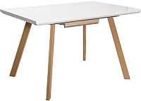 Обеденный стол Седия Dakar (белый) -