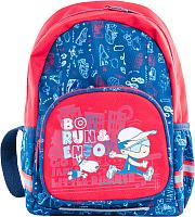 Детский рюкзак Котофей 02710107-00 (синий) -
