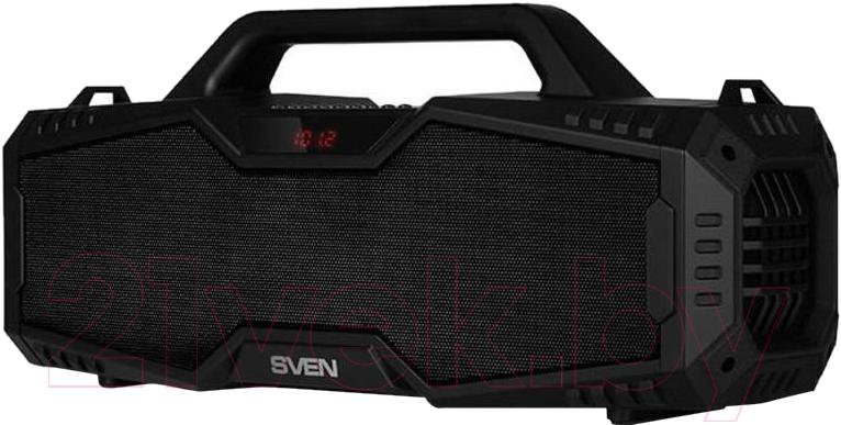 Купить Портативная акустика Sven, PS-480 (черный), Китай