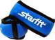 Комплект утяжелителей Starfit WT-101 (1кг, синий/черный) -