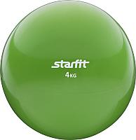 Медицинбол Starfit GB-703 (4кг, зеленый) -