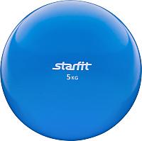 Медицинбол Starfit GB-703 (5кг, синий) -
