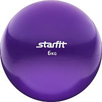 Медицинбол Starfit GB-703 (6кг, фиолетовый) -