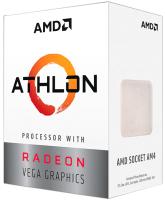Процессор AMD Athlon 3000G AM4 OEM / YD3000C6M2OFH -