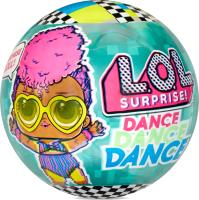 Кукла с аксессуарами LOL Игрушка-сюрприз Танец PDQ 117902EUC/117902X1EUC -