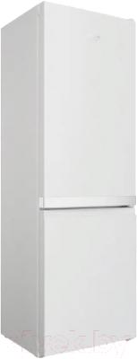 Холодильник с морозильником Hotpoint-Ariston HTS 4180 W