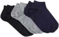 Носки Mark Formelle 101A-229 (р-р 27-29, черный/ч.синий/сер.меланж) -