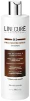Шампунь для волос Hipertin Linecure Pro Keratin Repair Shampoo Для сухих и вьющихся волос (300мл) -