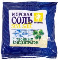 Соль для ванны Medicalfort Морская природная с хвойным концентратом (1кг) -