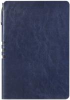 Записная книжка Brauberg Nebraska / 110949 (темно-синий) -
