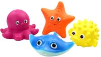 Набор игрушек для ванной Весна №6 / В3762 -