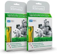 Выкручиватель клещей Medicalfort Klinver -