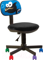 Кресло детское Новый стиль Bambo GTS MB55 (FN Fish) -
