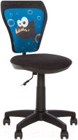 Кресло детское Новый стиль Ministyle GTS PL55 (FN Fish) -